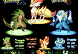 Pokémon X e Y para Nintendo 3DS