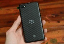 BlackBerry Z30 é o mais novo lançamento em smartphones