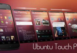 Ubuntu Touch, o novo sistema operacional da Canonical