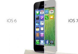 Diferenças entre o iOS 7 para a versão anterior iOS 6