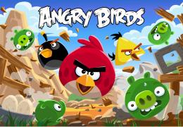 Fique por dentro do jogo Angry Birds