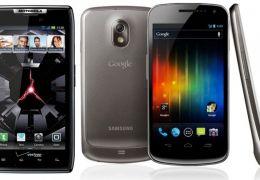 Melhores marcas de celular com Android