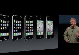 Confira a evolução dos iPhones