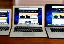 MacBook Air x MacBook Pro