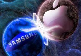 Samsung e Apple - Maiores Rivais Tecnológicos
