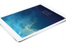 Primeiras impressões do iPad Air