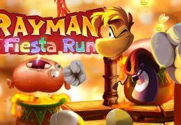 Rayman: Fiesta Run é lançado para iOS