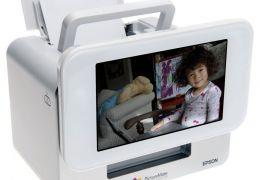 Epson lança impressora portátil PictureMate