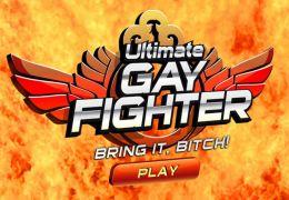 Ultimate Gay Fighter - Primeiro jogo gay do Mundo