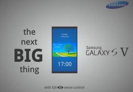 Samsung Galaxy S5 chegará ao mercado em 2014