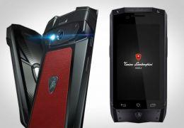 Lamborghini lança smartphone Antares