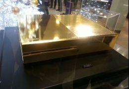 Xbox One de ouro é lançado em Londres