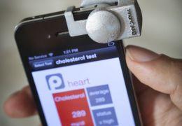 Aplicativo smartCARD promete medir taxa de colesterol