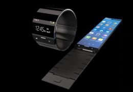 Samsung Galaxy Gear é o relógio mais inteligente do Mundo