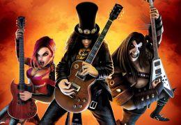 Guitar Hero é o game obrigatório para roqueiros