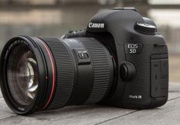 Canon EOS 5D Mark III - Uma Boa Opção para 2014