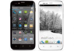 CCE lança smartphone SK504 Motion Plus