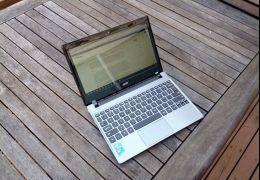 Acer C710 é o primeiro Chromebook do Brasil