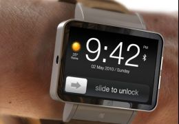 iWatch: o relógio inteligente da Apple