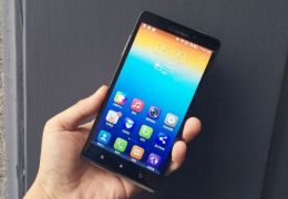 Lenovo lança Vibe Z, o foblet com tecnologia 4G