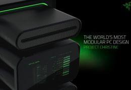Razer apresenta protótipo de computador modular