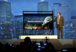 Samsung apresenta sua TV Quad Ultra HD