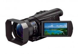 Sony anuncia filmadora 4K: a AX100