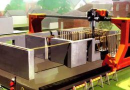 Contour Crafting: a construção civil por impressoras 3D