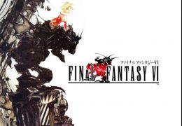 Final Fantasy VI chega para Android
