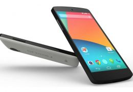 Nexus 5 é confirmado no Brasil por R$ 1.799