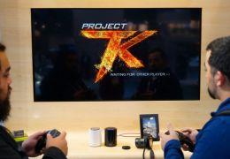 Huawei apresenta seu console Tron