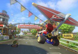 Mario Kart 8 chegará para o Nintendo Wii U