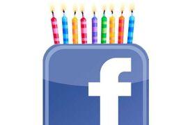 Facebook comemora 10 anos em Fevereiro