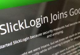 Google compra empresa de autenticação SlickLogin