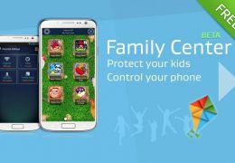 AVG lança aplicativo de segurança Family Center