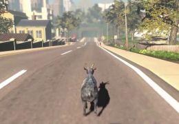 Goat Simulator chega à Steam no dia 1º de Abril por US$ 9,99