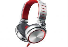 Sony MDR-XB920 alia design moderno com potência