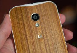 Moto X ganhará uma edição limitada com a traseira de bambu