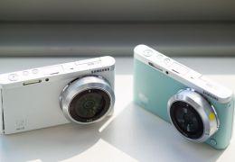 "Samsung lança NX Mini e aposta nos ""selfies"""