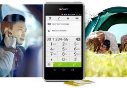 Sony anuncia vinda de Xperia E1 ao Brasil