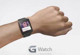 Visual do G Watch é revelado pela LG