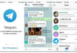 Telegram: o rival do Whats App e do Viber