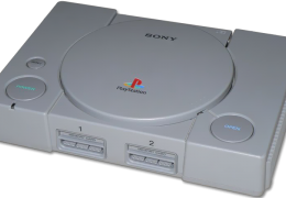 Do Playstation 1 ao Playstation 4 - Evolução dos consoles