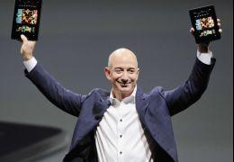 Amazon planeja smartphone com tela 3D