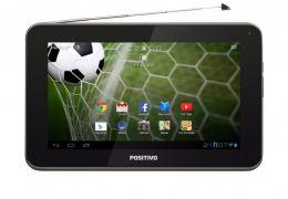 Tablet T701, da Positivo, chega com televisão