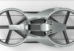 Aerofex desenvolve tecnologia para moto voadora