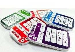 Conheça o primeiro celular em braille do Mundo