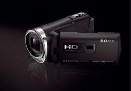 Sony lança filmadora Full HD com Wi-Fi
