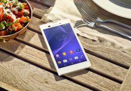 Sony anuncia Xperia T3, smartphone mais fino do mercado
