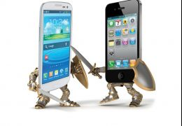 Samsung x Apple - Uma briga sem fim...